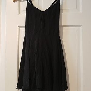 Urban Outfitters Black Sundress